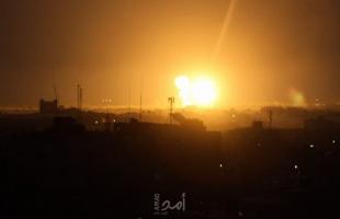 جيش الاحتلال يستهدف نقطة عسكرية جنوب قطاع غزة