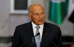 أبو الغيط يستقبل المنسق المقيم للأنشطة التنفيذية للأمم المتحدة من أجل التنمية في مصر