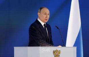 """بوتين يصادق على قانون فسخ معاهدة """"السماء المفتوحة"""""""