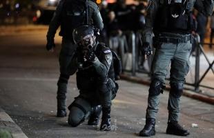 إصابة بالرصاص الحي وحالات اختناق في جنين ومواجهات مع الاحتلال في بيت لحم