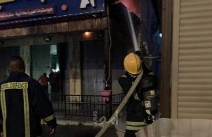 الدفاع المدني : وفاة مواطن واصابة اخر داخل بئر مياه