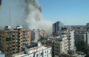 جيش الاحتلال ينشر تفاصيل جديدة حول استهداف برج الجلاء في غزة!
