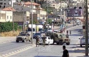 إعلام عبري يتحدث عن عملية دهس قرب حاجز حوارة في نابلس