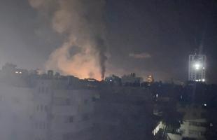 جيش الاحتلال: بدأنا خطة واسعة لمهاجمة أهداف في حي الرمال بغزة