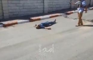 محدث.. استشهاد شاب برصاص جيش الاحتلال قرب الحرم الإبراهيمي بالخليل- فيديو وصور
