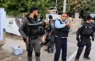 القدس: شرطة الاحتلال تعتقل مصور ومراسلة قناة الكوفية في الشيخ جراح
