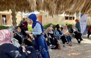 فلسطينيات تنظم لقاء مفتوح للدعم النفسي للصحفيات في قطاع غزة