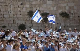 """إعلام عبري: الإبقاء على مسيرة الأعلام بموعدها """"الثلاثاء"""""""
