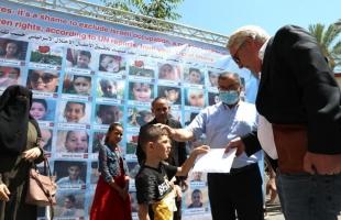 """وينسلاند يتسلم رسالة احتجاجًا على عدم ادراج اسم إسرائيل بـ""""قائمة العار"""""""