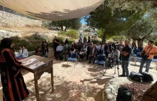 بيت لحم: سلطة جودة البيئة وجامعة بيت لحم يفتتحان مركز للتنوع الحيوي