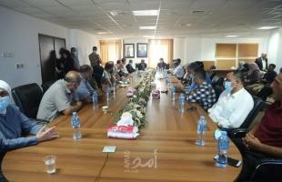 الإحصاء الفلسطيني ووزارة الزراعة يشرعان بتدريب  مدراء التعداد ومساعديهم في المحافظات