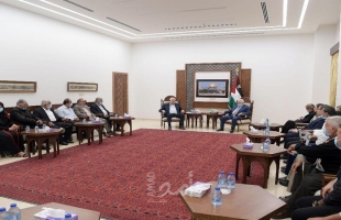 عباس: بيتا هي أيقونة المقاومة الشعبية في فلسطين