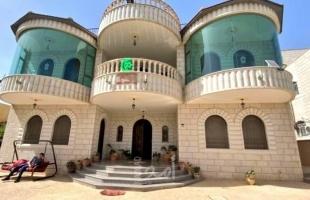 رام الله: جيش الاحتلال يفجر منزل الأسير منتصر شلبي - صور وفيديو
