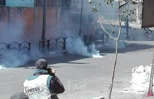 إصابات خلال مواجهات مع الاحتلال في نابلس وقلقيلية