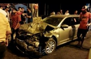 """عائلة """"أبو حصيرة"""" تصدر بيان حول وفاة فتاتين بحادث سير شمال غزة"""