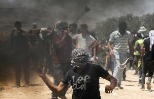 """إصابات بالاختناق خلال اقتحام قوات الاحتلال """"اللبن الشرقية"""" جنوب نابلس"""