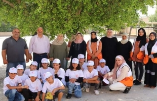 طوباس: التنمية الاجتماعية تبحث افتتاح مكتب فرعي بردلا وتزور فعاليات المنطقة