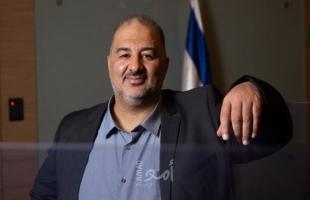أعضاء بالكونغرس الأمريكي يرغبون باستضافة منصور عباس في واشنطن