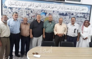 """الشخصيات المستقلة تبحث مع """"الجهاد"""" خطورة انسداد الأفق السياسي ودعم مصر لانهاء الانقسام"""