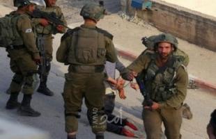جيش الاحتلال يعتقل شابًا في حي الشيخ جراح