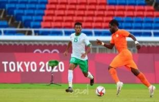 الأخضر السعودي يخسر أولى مواجهاته في دورة طوكيو