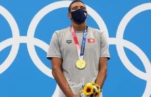 """التونسي الحفناوي يحصد أول ميدالية ذهبية عربية في """"أولمبياد طوكيو"""""""