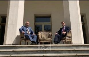 """السفارة الروسية في طهران تعلق على الصورة التي وصفها ظريف بـ""""غير اللائقة"""