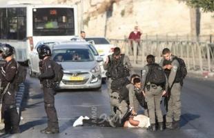 نادي الأسير: اعتقال 8 مواطنين من الضفة بينهم سيدة