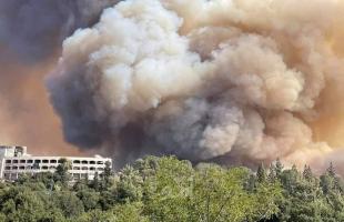 استمرار الحرائق في القدس وضواحيها.. وإسرائيل تطالب بمساعدة دولية لإخمادها