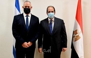 غانتس: أهمية كبيرة لتحقيق هدوء طويل الأمد مع غزة وحل قضية الأسرى