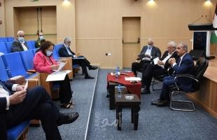 """الحكومة الفلسطينية تقرر عدة إجراءات مشددة لمواجهة """"كورونا"""""""