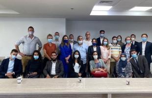 الاتحاد الأوروبي يلتقي معتقلين سياسيين في رام الله