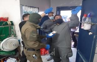 """هيئة الأسرى تُحمل سلطات الاحتلال المسؤولية كاملة عن حياة أسرى """"جلبوع"""""""