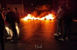 """اندلاع مواجهات وعمليات عسكرية مع قوات الاحتلال بالضفة والقدس اسناداً لـ""""أسرى جلبوع""""- فيديو وصور"""