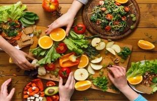 نظام غذائى نباتي يقوى القلب والعظام  - تفاصيل