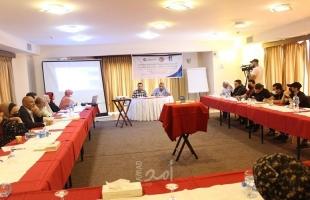 """مركز د. حيدر عبدالشافي ينظم حلقة نقاش بعنوان """" الانتخابات بين الاستحقاق الدستوري والتجاذبات السياسية"""""""