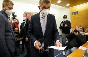 رئيس وزراء تشيكيا يفوز بالانتخابات التشريعية لكن يفشل في حصد الغالبية