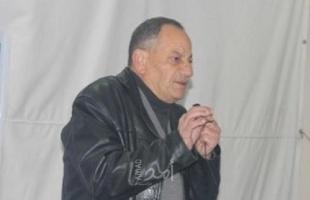 """غزة: وفاة عضو مركزية الديمقراطية """"عبد الكريم أبو جياب"""" والجبهة تنعى"""