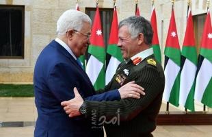 عباس يهنئ الملك عبدالله بالمئوية الأولى لتأسيس الدولة الاردنية