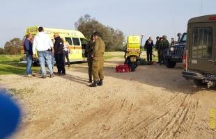 """إعلام عبري: العثور على """"عبوة ناسفة"""" مزروعة في محطة الحافلات قرب نابلس"""