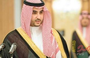 """""""وول ستريت"""": الأمير خالد بن سلمان يزور واشنطن الأسبوع المقبل"""