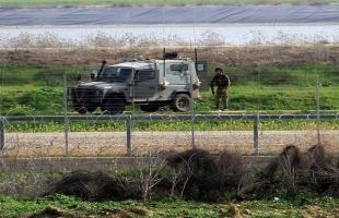 جيش الاحتلال يعتقل فلسطينيين بالقرب من السياج الفاصل شمال قطاع غزة