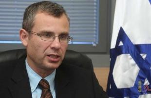 رئيس الكنيست الإسرائيلي: التصويت على الحكومة الجديد سيكون بحلول 14 يونيو الجاري