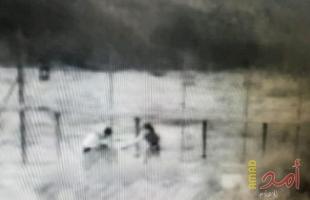 شبان يجتازون السياج الفاصل شرق خانيونس ويسيطرون على معدات لجيش الاحتلال