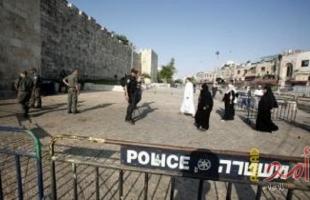 الخليل: قوات الاحتلال تغلق الطريق المؤدية إلى البقعة ويواصل شق طريق استيطانية