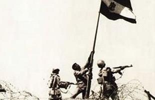 """في ذكرى نصر أكتوبر لمصر جيشا وشعبا..""""تسلم الأيادي"""""""