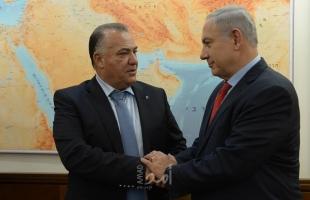 في سابقة سياسية خطيرة..علي سلام أول رئيس لبلدية الناصرة يدافع عن نتنياهو