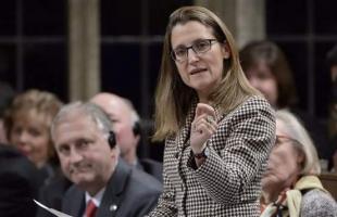 """الخارجية الكندية : """"العقوبات الروسية"""" ضد الكنديين أمر غير مقبول"""