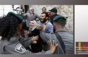 """تقرير: شهيد و(88) إصابة واعتقال 275 مواطناً خلال شهر """"إبريل"""""""