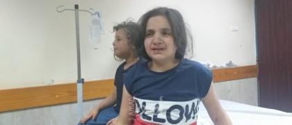 محدث بالأسماء - مجزرة الرمال: 33 شهيد وعشرات الإصابات